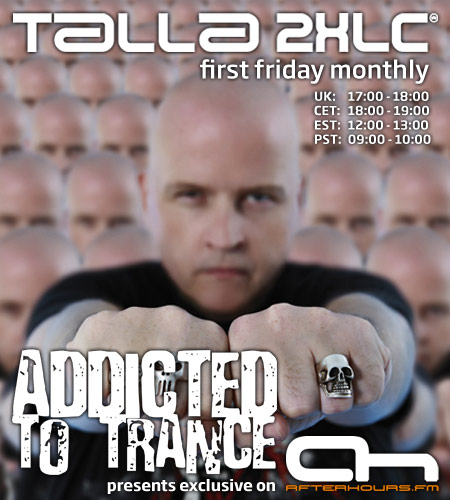 "Talla 2XLC's ""Addicted to Trance"" feat. Beyond the Limit (ALT-A Remix)"