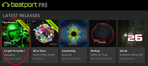 2Komplex – A Light To Guide / RAW is #12 on Beatport
