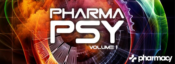 Pharma-PSY Vol. 1 at #18 on Beatport