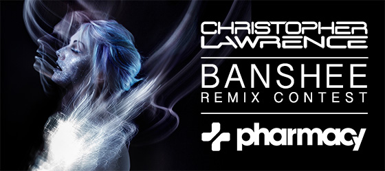 Christopher Lawrence – Banshee Remix Contest extended to January 15th