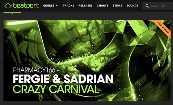 Fergie & Sadrian – Crazy Carnival is Banner Release on Beatport