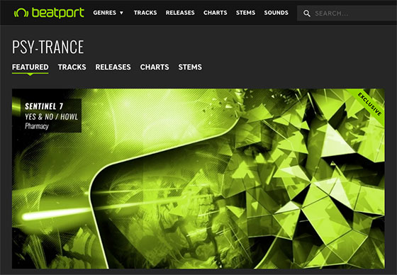 Sentinel 7 – Yes & No / Howl is a Banner Release on Beatport