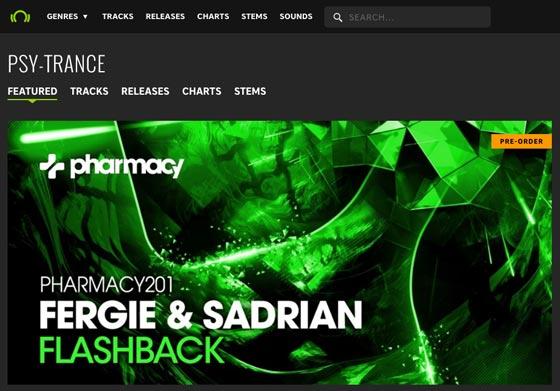 Fergie & Sadrian – Flashback is #8 on Beatport's Singles Chart